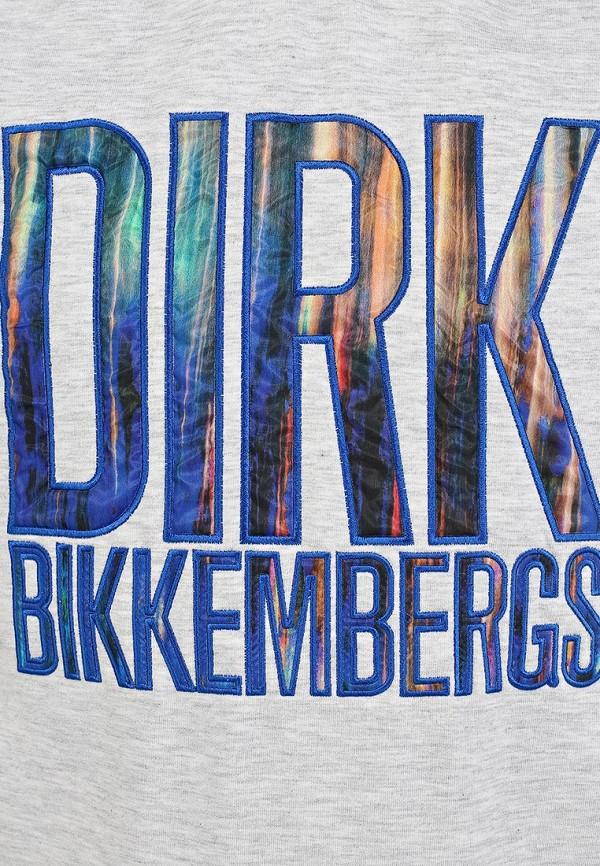 Мужские худи Bikkembergs D1DB4250883W495: изображение 12