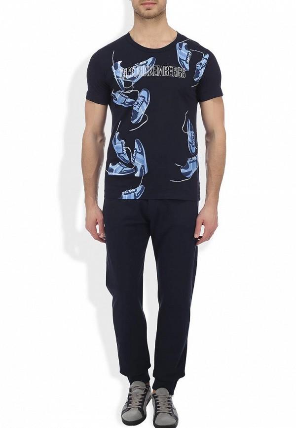 Мужские спортивные брюки Bikkembergs D1DB4800141S665: изображение 4