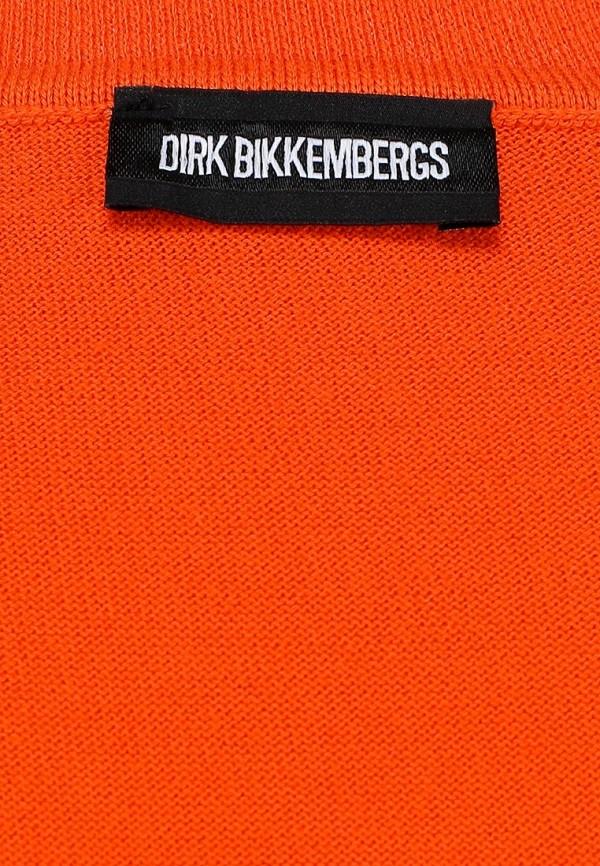 Мужские поло Bikkembergs D1DB8020837W351: изображение 3