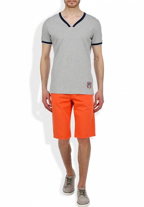 Мужские повседневные шорты Bikkembergs D1DB1640833W351: изображение 7