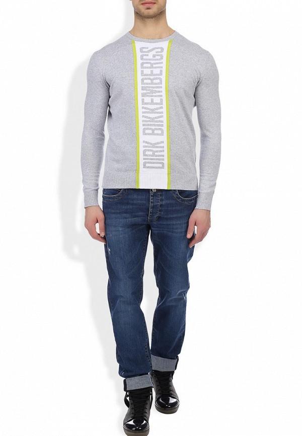 Зауженные джинсы Bikkembergs D1DB151CS05W555: изображение 8