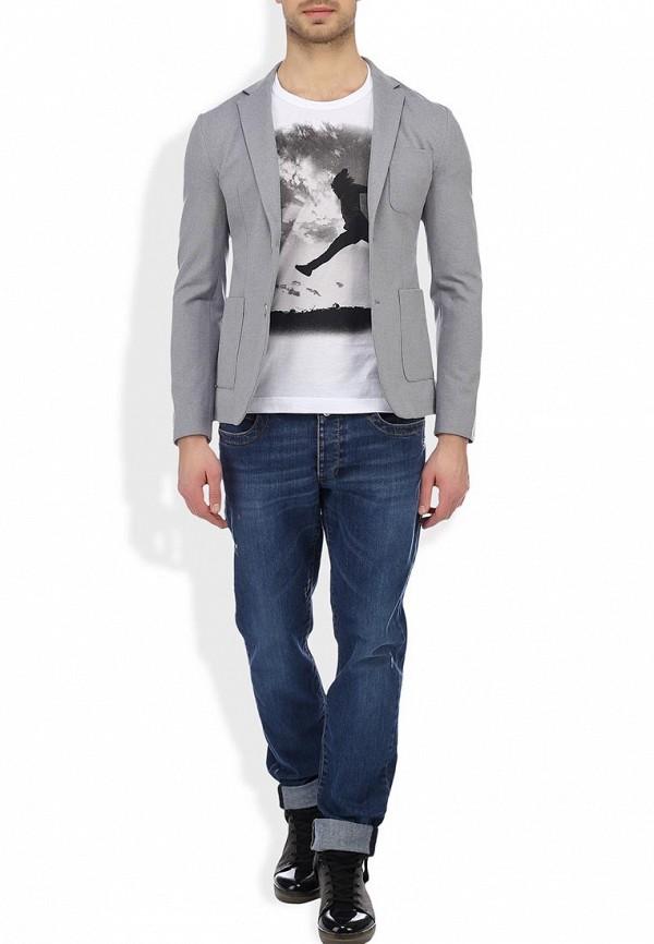 Зауженные джинсы Bikkembergs D1DB151CS05W555: изображение 12