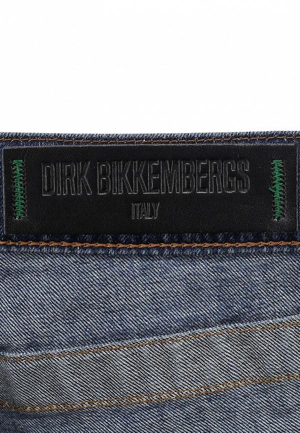 Зауженные джинсы Bikkembergs D1DB151CS05W555: изображение 14