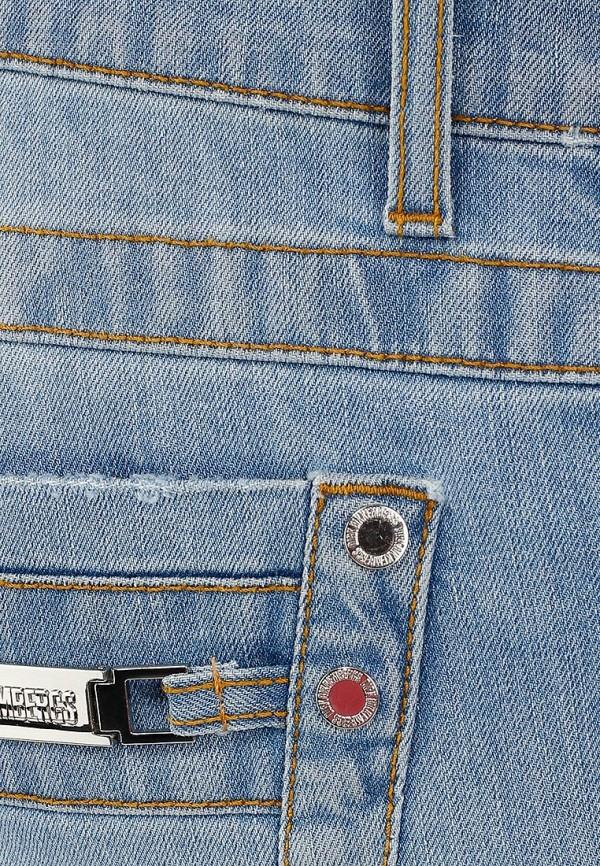 Мужские прямые джинсы Bikkembergs D1DB151CS03W777: изображение 5