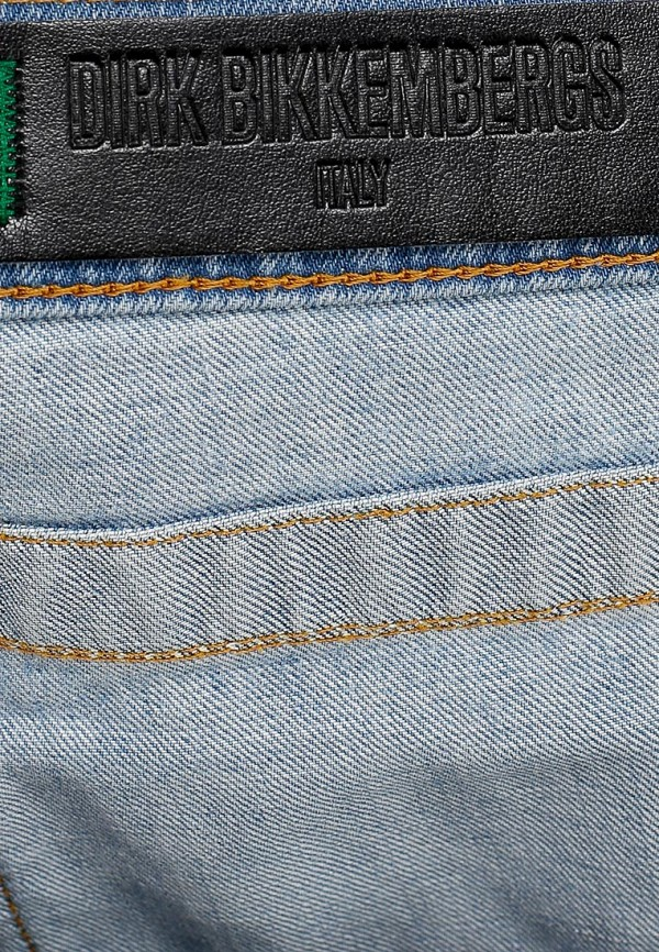 Мужские прямые джинсы Bikkembergs D1DB151CS03W777: изображение 13