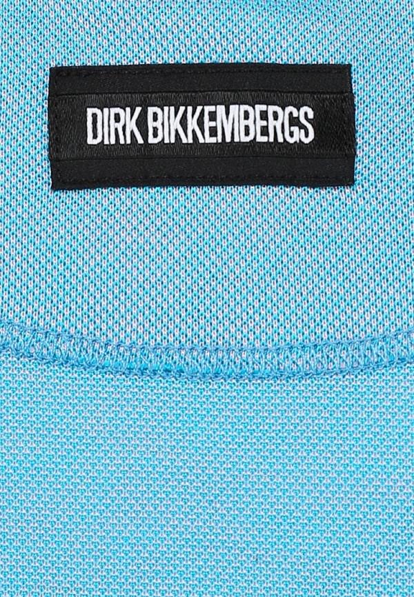 Мужские поло Bikkembergs D1DB7680765W392: изображение 5
