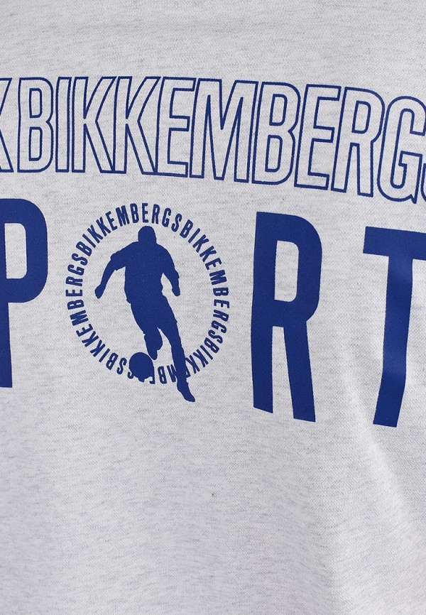Мужские поло Bikkembergs D1DB7810490S495: изображение 13