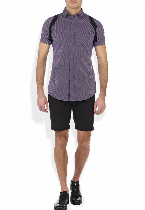 Рубашка с коротким рукавом Bikkembergs D1DB6130801W659: изображение 7