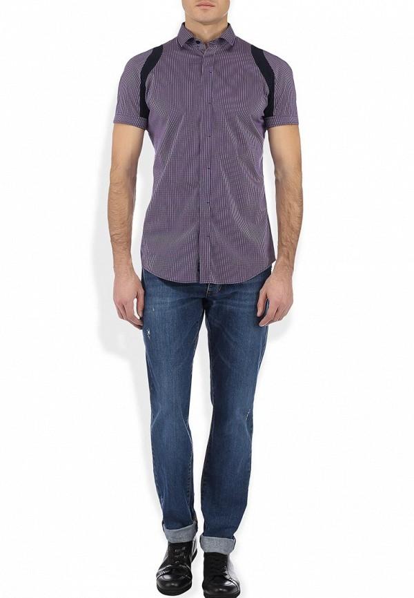 Рубашка с коротким рукавом Bikkembergs D1DB6130801W659: изображение 11