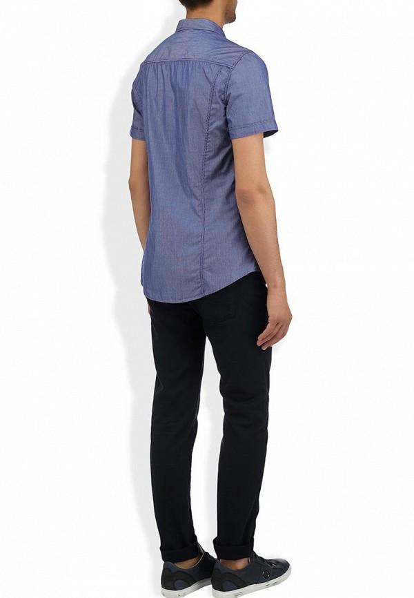 Рубашка с коротким рукавом Bikkembergs D1DB6190805W665: изображение 8