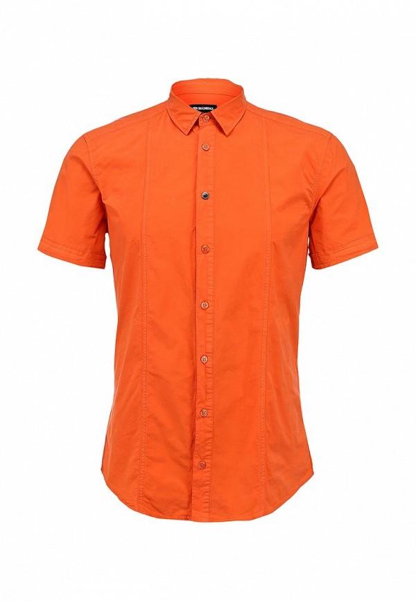 Рубашка с коротким рукавом Bikkembergs D1DB6190570W351: изображение 2