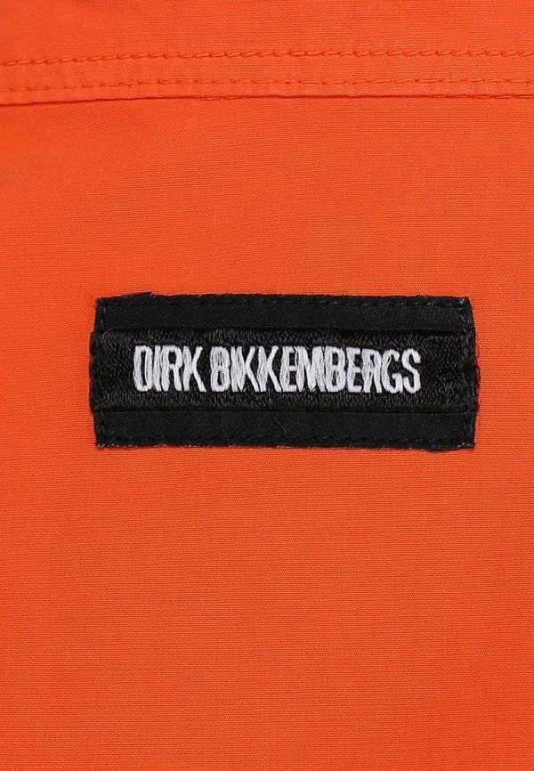 Рубашка с коротким рукавом Bikkembergs D1DB6190570W351: изображение 4