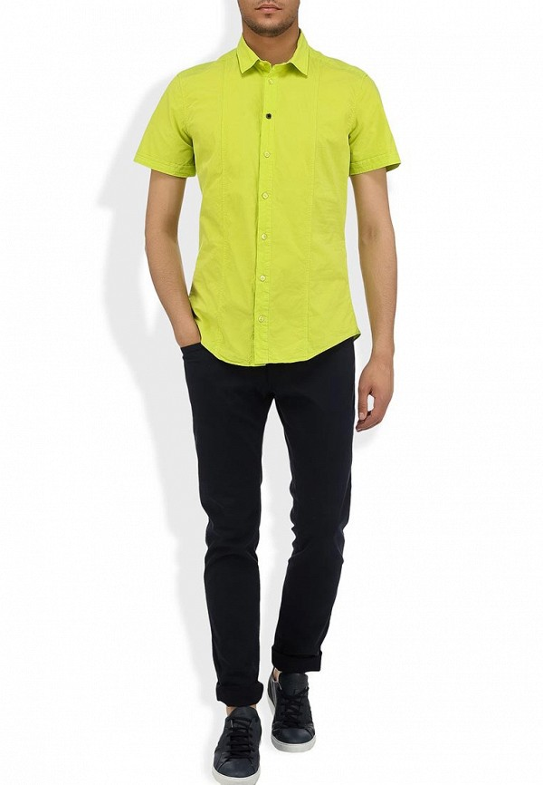 Рубашка с коротким рукавом Bikkembergs D1DB6190570W335: изображение 9