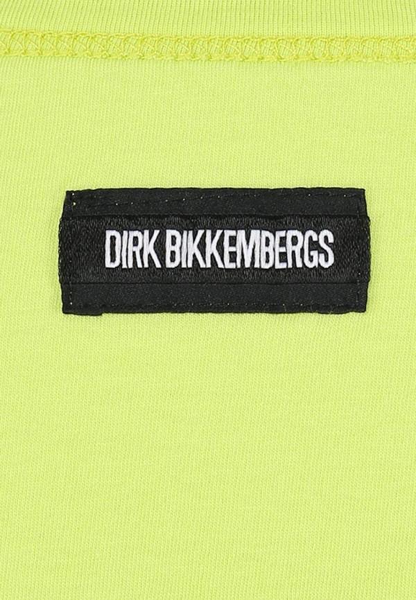 Футболка Bikkembergs D1DB7230178W335: изображение 3