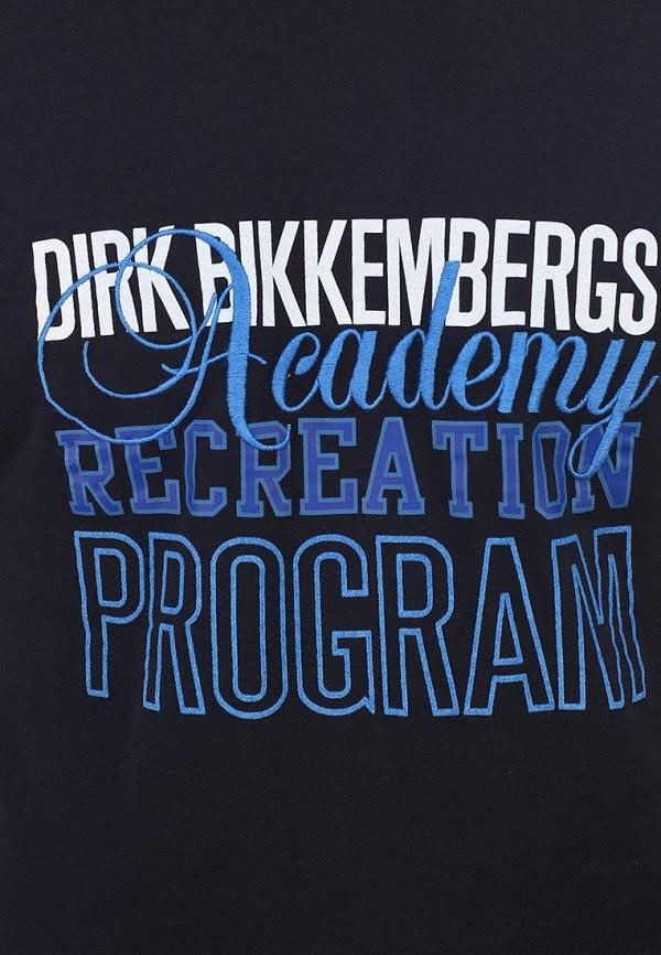 Футболка Bikkembergs D1DB7140186A665: изображение 7