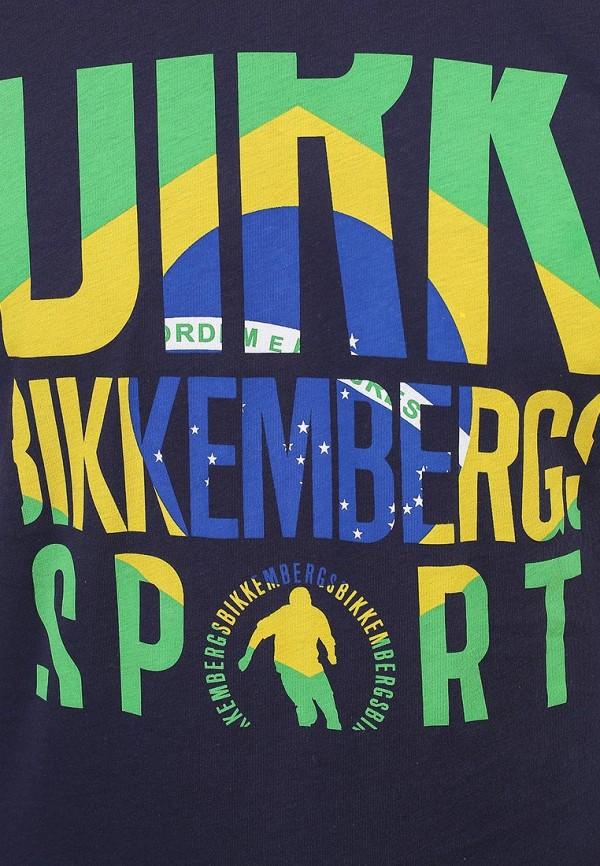 Футболка Bikkembergs D1DB7320877W665: изображение 13