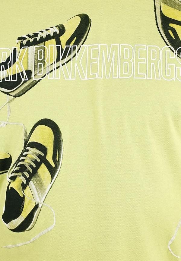 Футболка Bikkembergs D1DB7510178W335: изображение 6