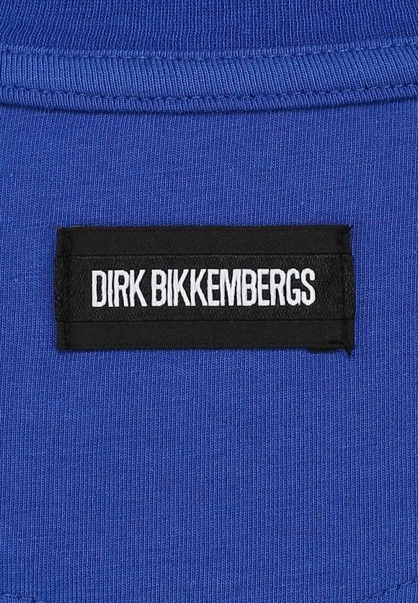 Футболка Bikkembergs D1DB7380139S325: изображение 3