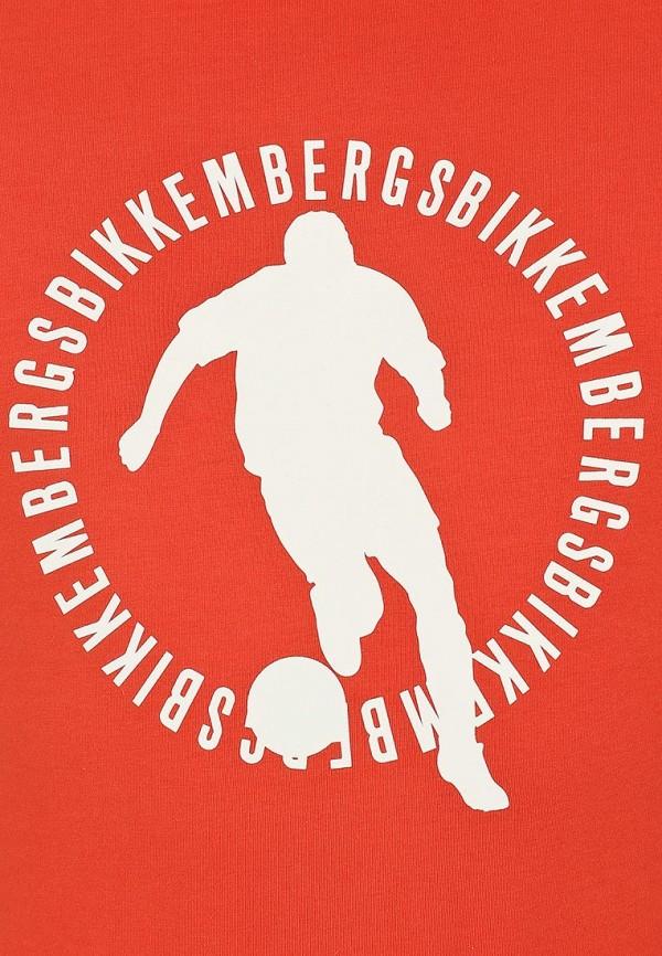 Футболка Bikkembergs D1DB7380139S351: изображение 7