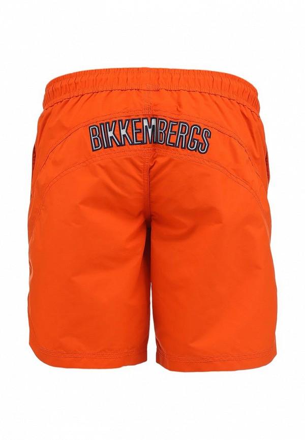 Мужские шорты Bikkembergs D1B6L1KP2926100: изображение 3