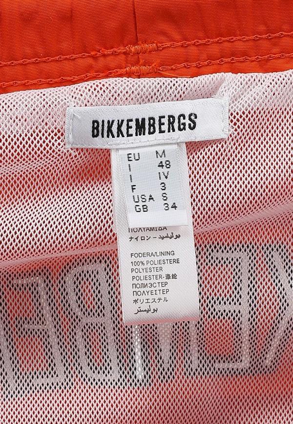 Мужские шорты Bikkembergs D1B6L1KP2926100: изображение 5
