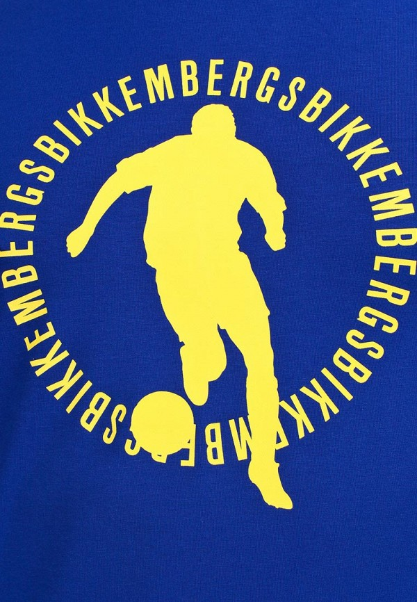 Футболка Bikkembergs B1BK7710139S320: изображение 4