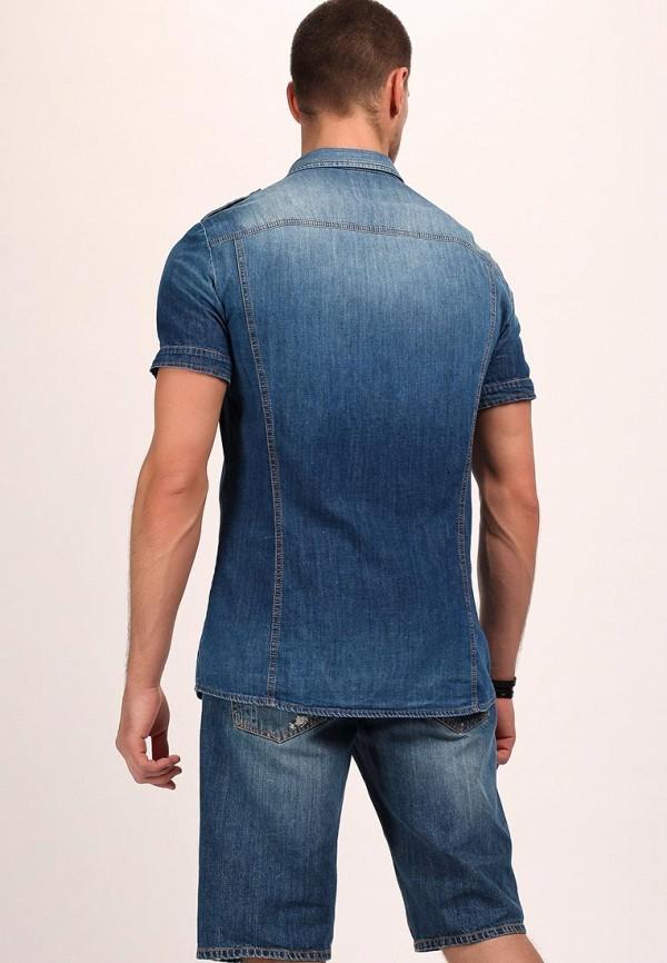 Рубашка Bikkembergs B1BK6560165R777: изображение 2