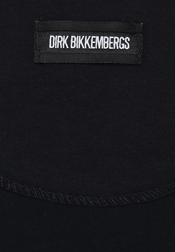 Футболка с надписями Bikkembergs D2DB7580011S665: изображение 4