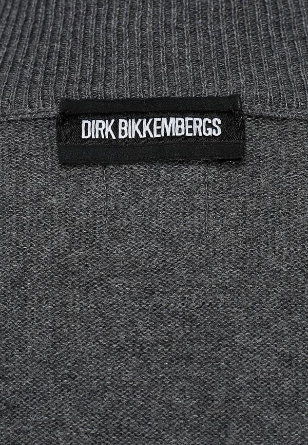 Кардиган Bikkembergs D2DB8531019A542: изображение 4