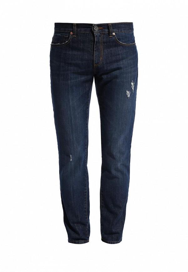 Мужские прямые джинсы Bikkembergs D2DB162CF35W555: изображение 2