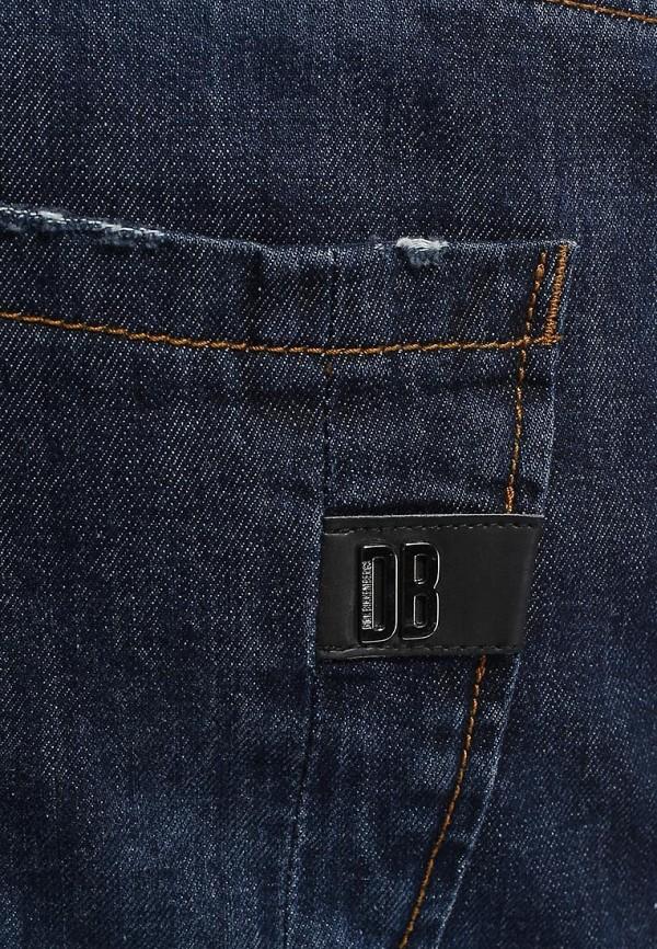 Мужские прямые джинсы Bikkembergs D2DB162CF35W555: изображение 4
