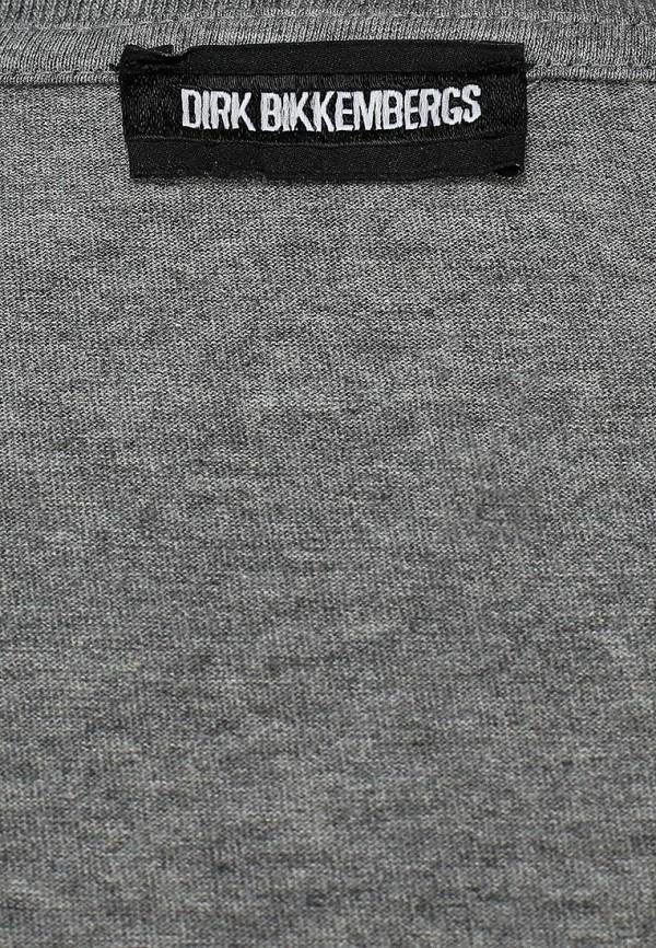 Футболка с надписями Bikkembergs D2DB7000127W542: изображение 4