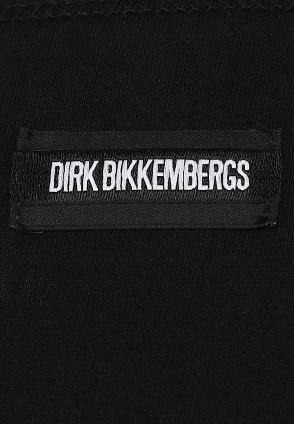 Футболка с надписями Bikkembergs D2DB7460186A999: изображение 4