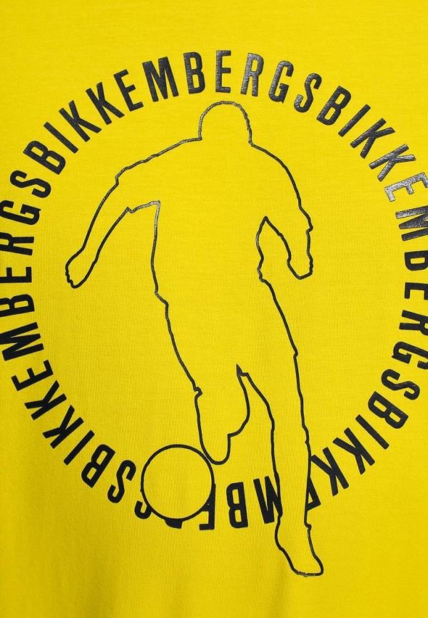 Футболка с коротким рукавом Bikkembergs D2DB7380139S106: изображение 12