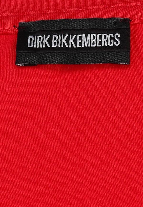 Футболка с коротким рукавом Bikkembergs D2DB7340139W365: изображение 5