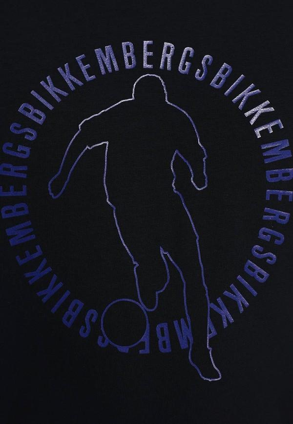 Футболка с длинным рукавом Bikkembergs D2DB7370139S665: изображение 12
