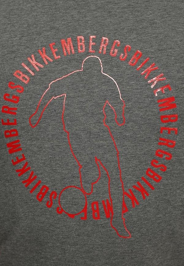 Футболка с коротким рукавом Bikkembergs D2DB7380139S542: изображение 12