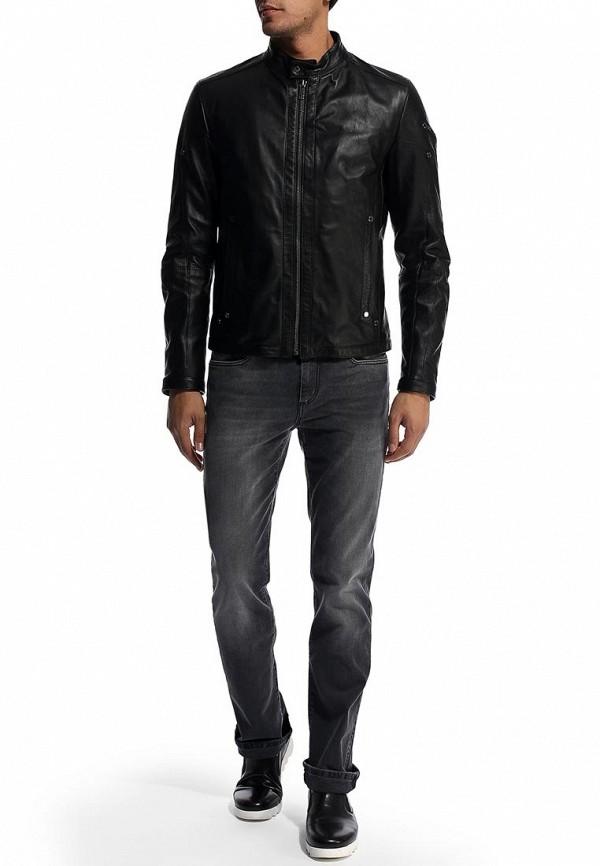 Кожаная куртка Bikkembergs D2DB9029004W999: изображение 9