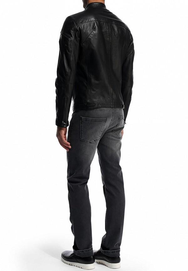 Кожаная куртка Bikkembergs D2DB9029004W999: изображение 8