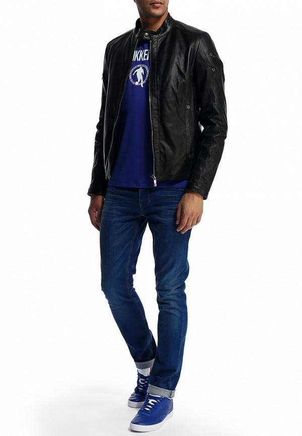 Кожаная куртка Bikkembergs D2DB9029004W999: изображение 11