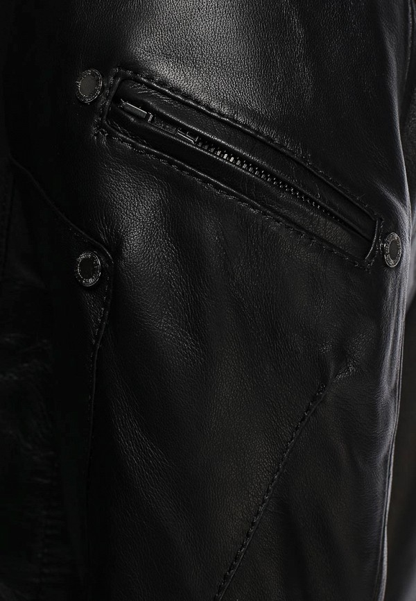 Кожаная куртка Bikkembergs D2DB9029004W999: изображение 12