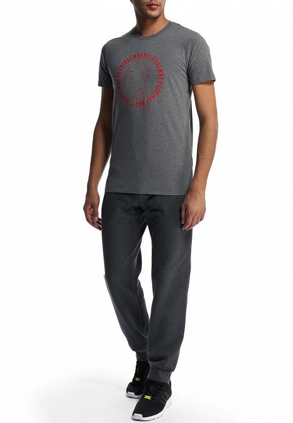 Мужские спортивные брюки Bikkembergs D2DB4680125S701: изображение 8