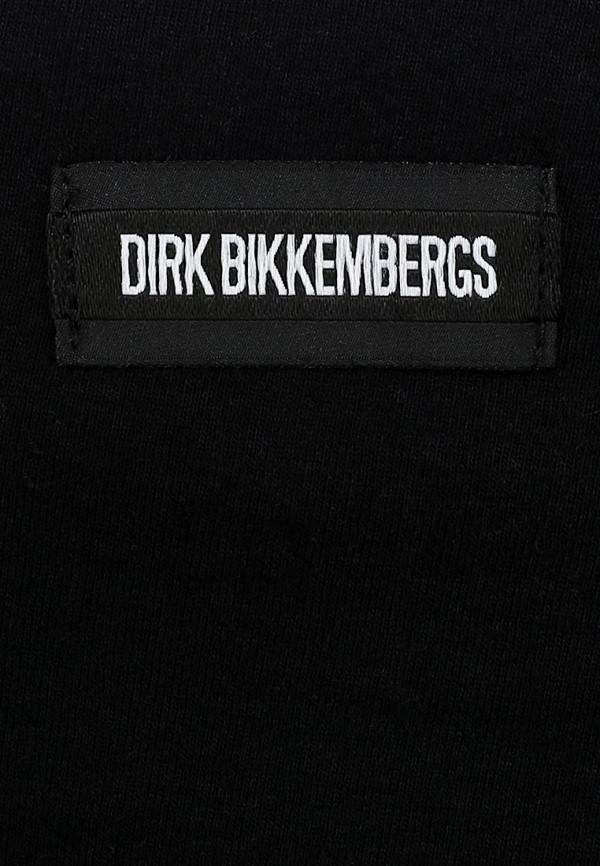 Флисовая толстовка Bikkembergs D2DB4250125W999: изображение 4