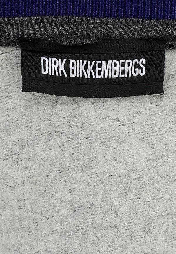 Олимпийка Bikkembergs D2DB4160125S701: изображение 8