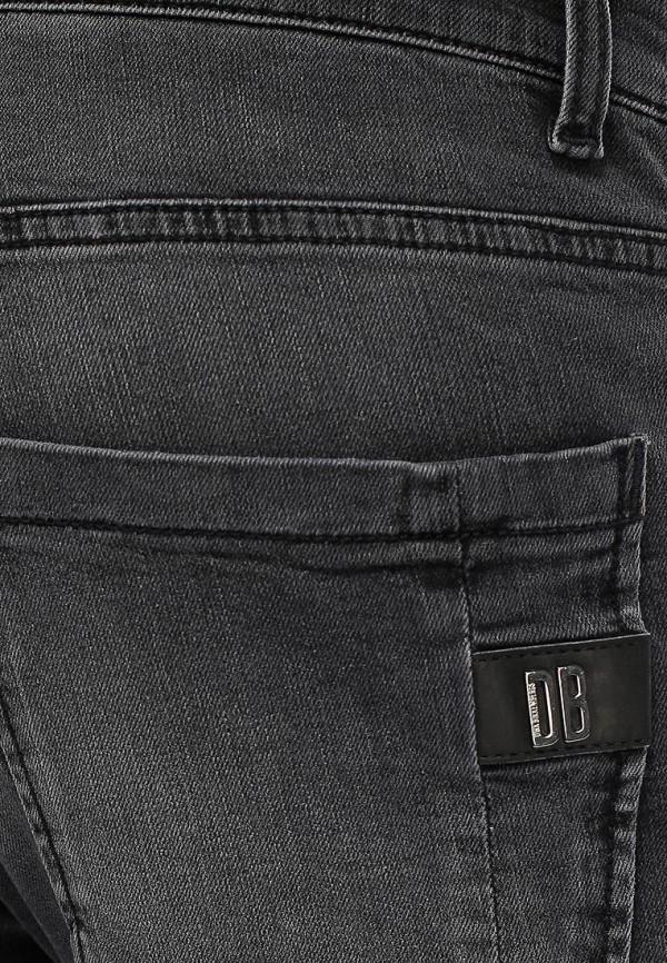 Мужские прямые джинсы Bikkembergs D2DB163GS23W701: изображение 9
