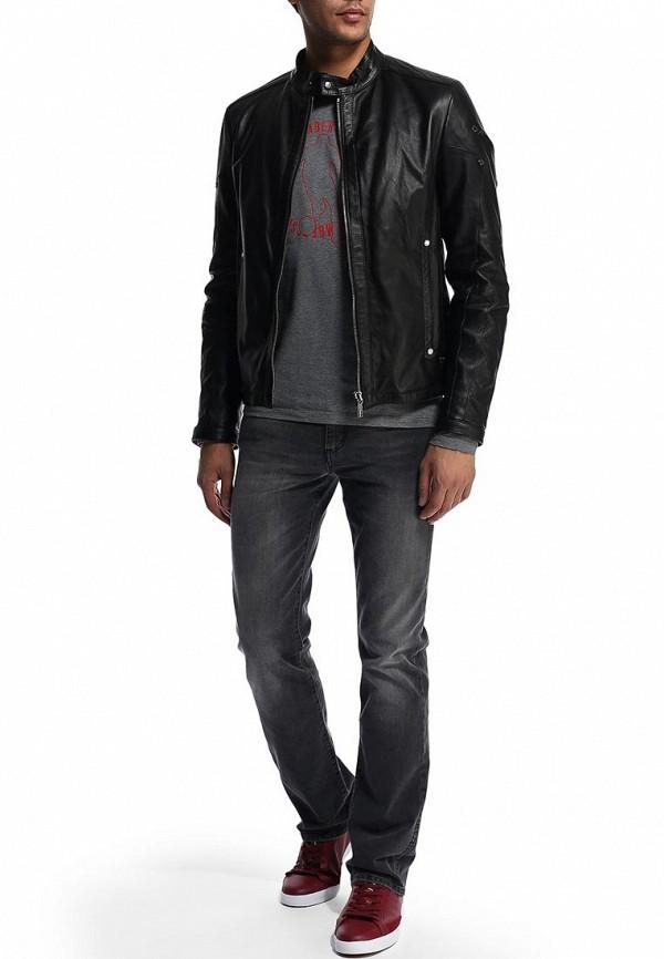 Мужские прямые джинсы Bikkembergs D2DB163GS23W701: изображение 12