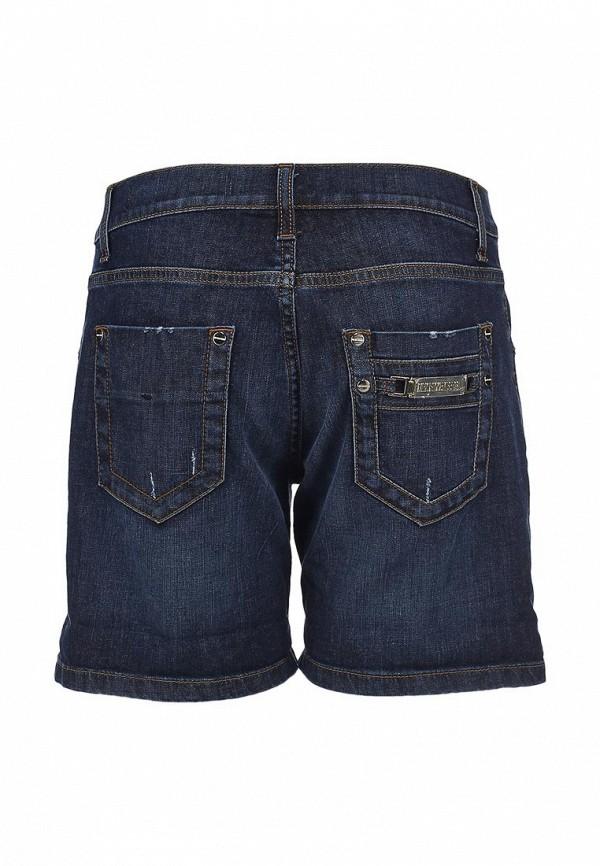 Женские джинсовые шорты Bikkembergs D1DW160DS04P555: изображение 3