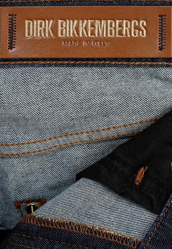 Женские джинсовые шорты Bikkembergs D1DW160DS04P555: изображение 5