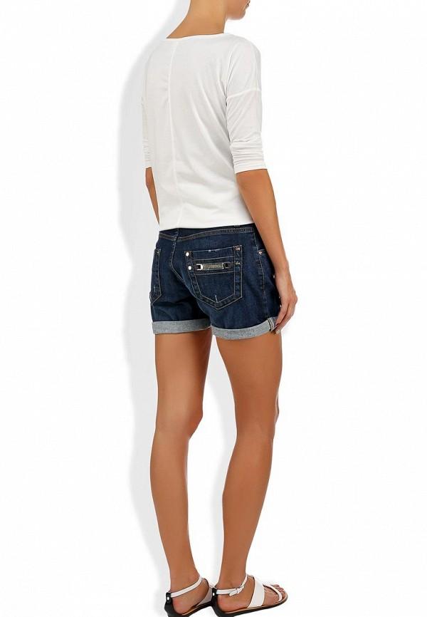 Женские джинсовые шорты Bikkembergs D1DW160DS04P555: изображение 9