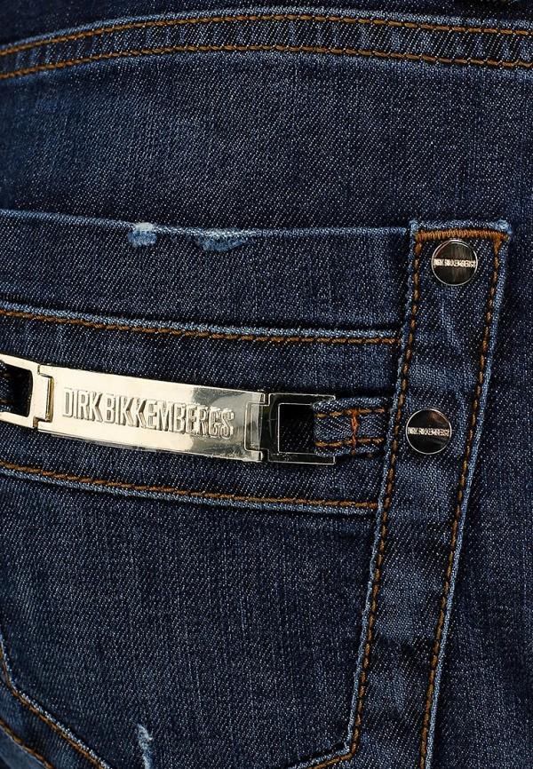 Женские джинсовые шорты Bikkembergs D1DW160DS04P555: изображение 13